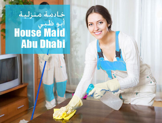 House maid Abu Dhabi